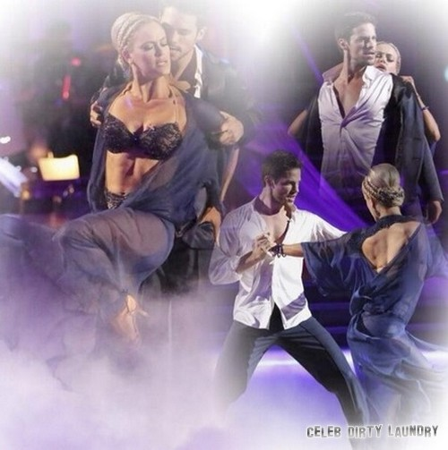 Brant Daugherty Dancing With the Stars Quickstep Video 9/30/13