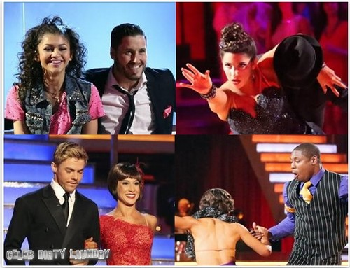 Dancing With the Stars FINALE Cha Cha Relay Video 5/20/13