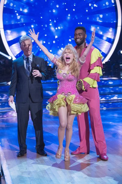 Charo Dancing With The Stars Paso Doble Video Season 24 Episode 2 – 3/27/17 #DWTS