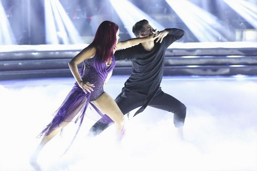 Christina Milian Dancing With the Stars Paso Doble Video 9/23/13