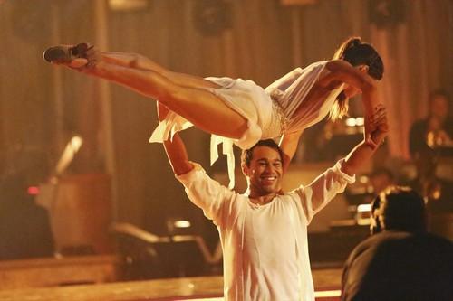 Corbin Bleu Dancing With the Stars Jive Video 9/23/13