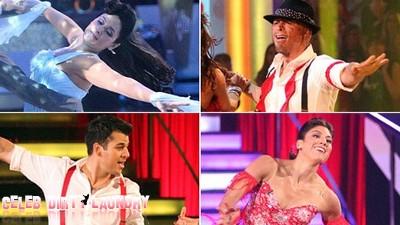 Dancing With The Stars Hope, Ricki, J.R & Rob's Cha Cha Relay Performance Video 11/14/11