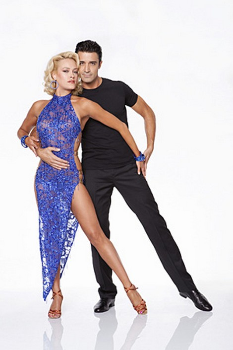 Gilles Marini Dancing With The Stars All-Stars Fox Trot Performance Video 9/24/12