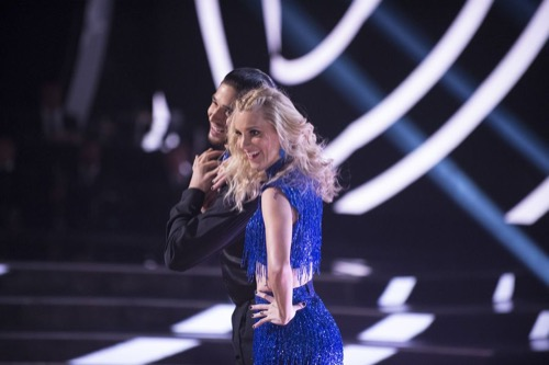Retired catcher David Ross still competing on 'Dancing with the Stars'