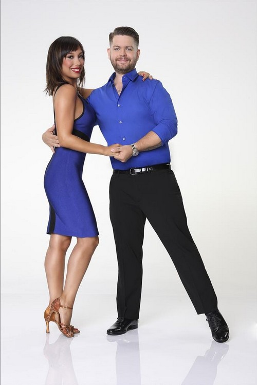 Jack Osbourne Dancing With the Stars Foxtrot Video 9/16/13