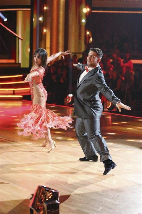 Jack Osbourne Dancing With the Stars Rumba Video 9/23/13
