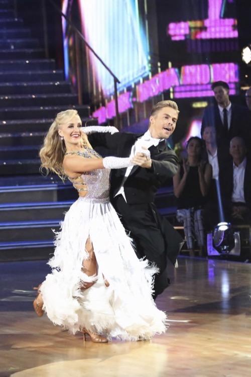 Nastia Liukin Dancing With The Stars Rumba Video Season 20