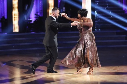 Patti LaBelle Dancing With The Stars Salsa Video Season 20 Week 2 - 3/23/15 #DWTS