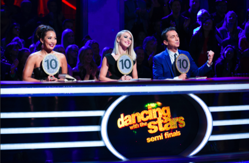 Who Got Voted Off Dancing With The Stars Tonight: Carlos PenaVega Eliminated