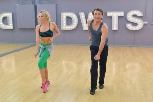Robert Herjavec Dancing With The Stars Cha Cha Video
