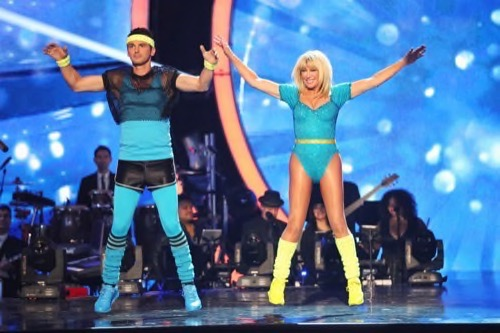 Suzanne Somers Dancing With The Stars Jive Video Season 20 Week 2 - 3/23/15 #DWTS