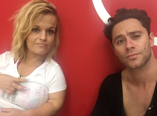 'Dancing with the Stars' Pro Sasha Farber Pops the Question