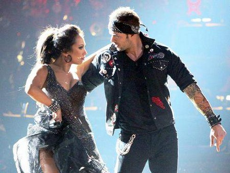William Levy Dancing With The Stars Rumba Performance Video 4/23/12