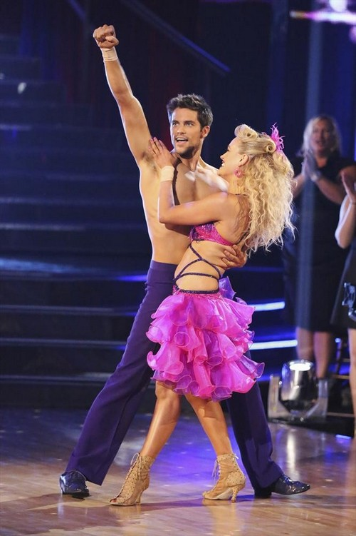 Brant Daugherty Dancing With the Stars Contemporary Video 10/14/13