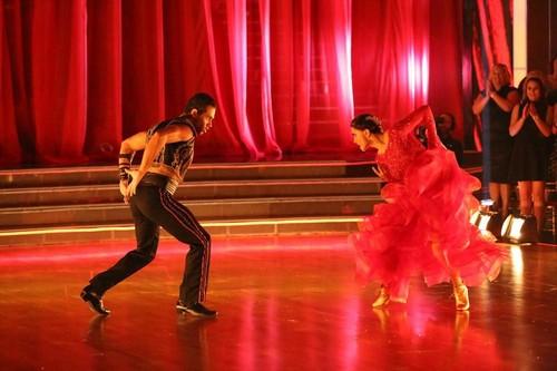 Corbin Bleu Dancing With the Stars Foxtrot Video 10/14/13