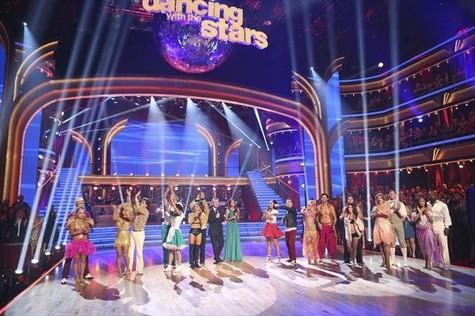 """Dancing With The Stars All-Stars Week 5 """"Guilty Pleasures Week"""" Recap 10/22/12"""