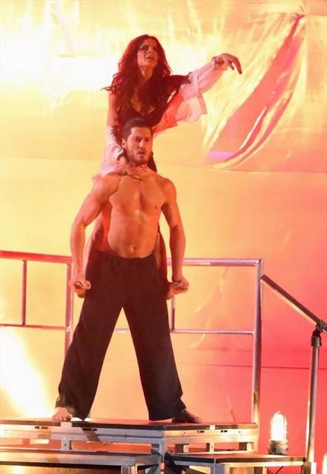 Kelly Monaco Dancing With the Stars All-Stars Samba Performance Video 10/22/12