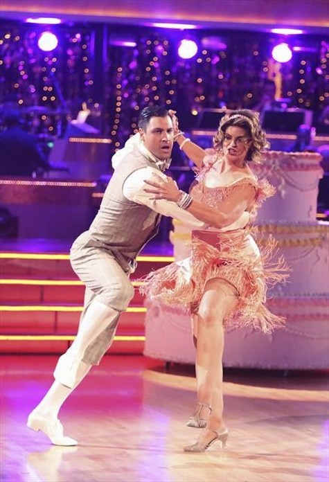 Kirstie Alley Dancing With the Stars All-Stars Quickstep Performance Video 10/22/12