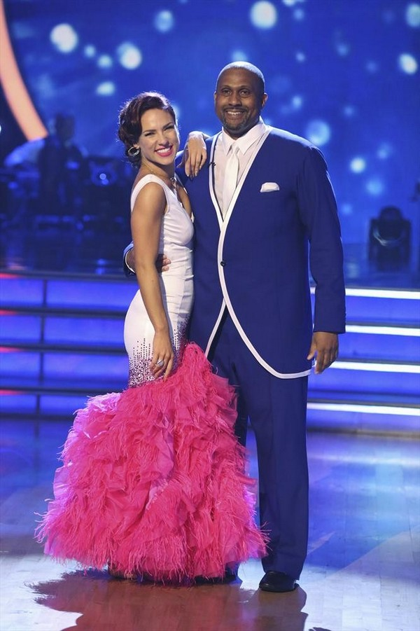 Dancing With the Stars Tavis Smiley & Sharna Burgess Cha Cha Cha Video Season 19 Week 2 9/22/14 #DWTS