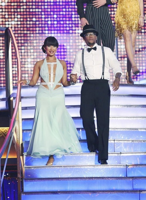 D.L Hughley Dancing With the Stars Salsa Video 4/1/13