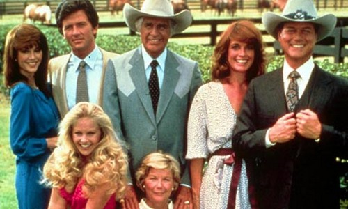 Dallas Cast at War - Veterans Battle New Cast Members Since Larry Hagman's Death