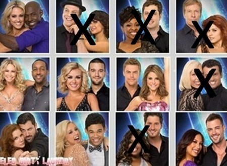Who Got Voted Off Dancing With The Stars 2012 Tonight 4/30/12?
