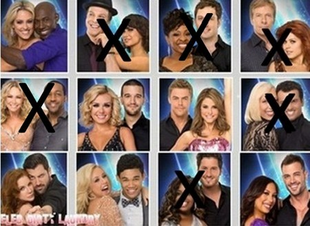 Who Got Voted Off Dancing With The Stars 2012 Tonight 5/8/12?