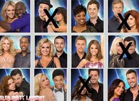 Who Got Voted Off Dancing With The Stars 2012 Tonight 4/24/12?