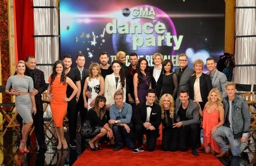 Dancing With the Stars RECAP 3/17/14: Season 18 Premiere