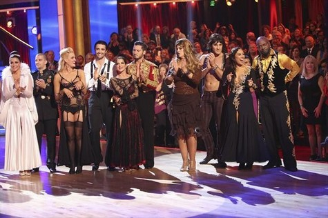 "Dancing With The Stars All-Stars Week 4 ""Performance Show"" Recap 10/15/12"