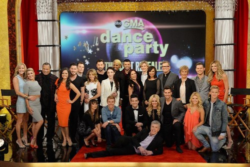 Dancing With the Stars Season 18 Cast and Partners Line Up Revealed