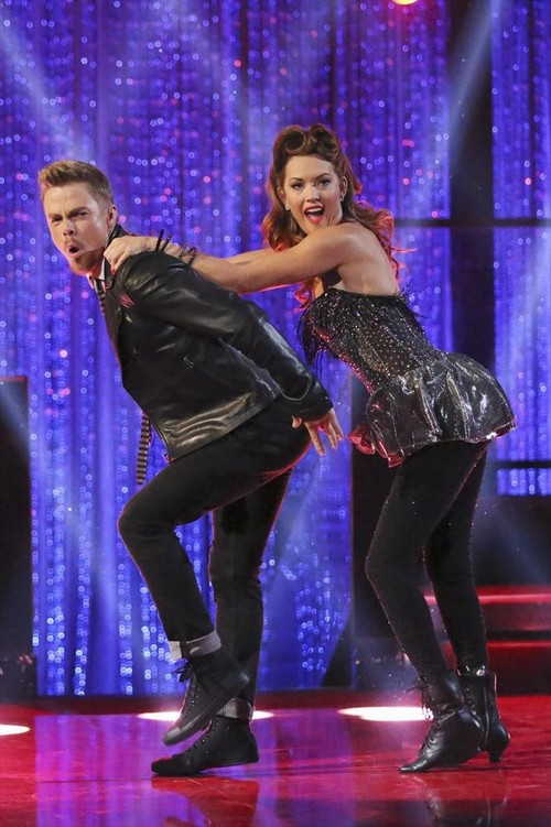 Amy Purdy Dancing With the Stars Contemporary Video 3/31/14 #DWTS