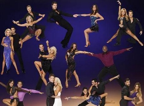 Dancing With the Stars All-Stars Group Swing Marathon Performance Video 11/5/12