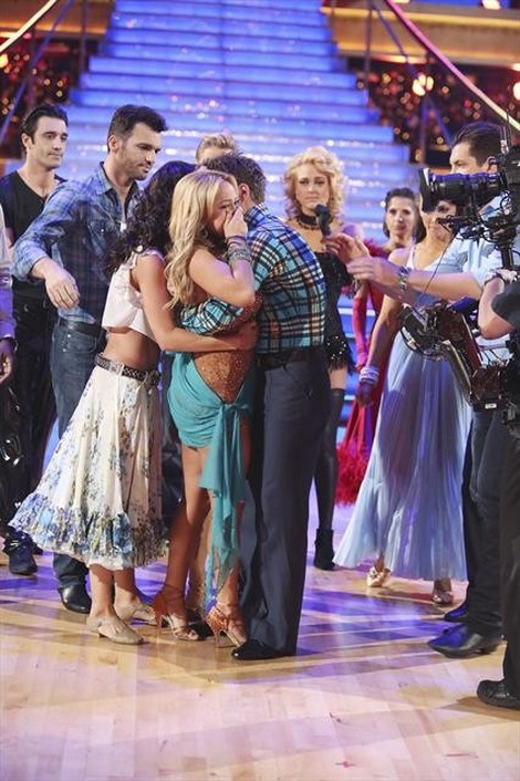 """Dancing With The Stars All-Stars Week 7 """"Performance Show"""" Recap 11/4/12"""