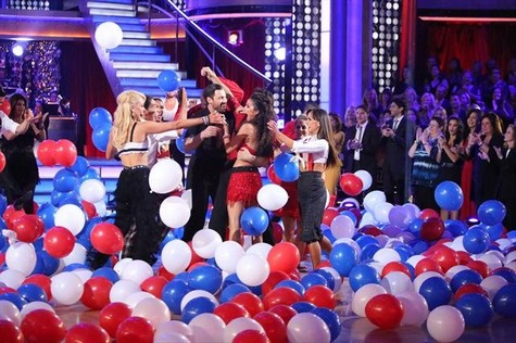 "Dancing With The Stars All-Stars Week 8 ""Performance Show"" Recap 11/12/12"