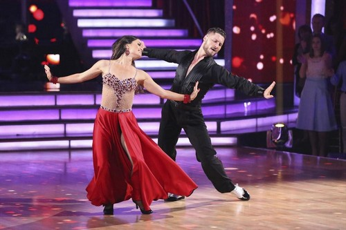 Danica McKellar Dancing With the Stars Samba Video 3/24/14 #DWTS