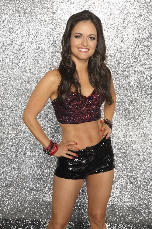 Danica McKellar Dancing With the Stars Foxtrot Video 3/17/14 #DWTS