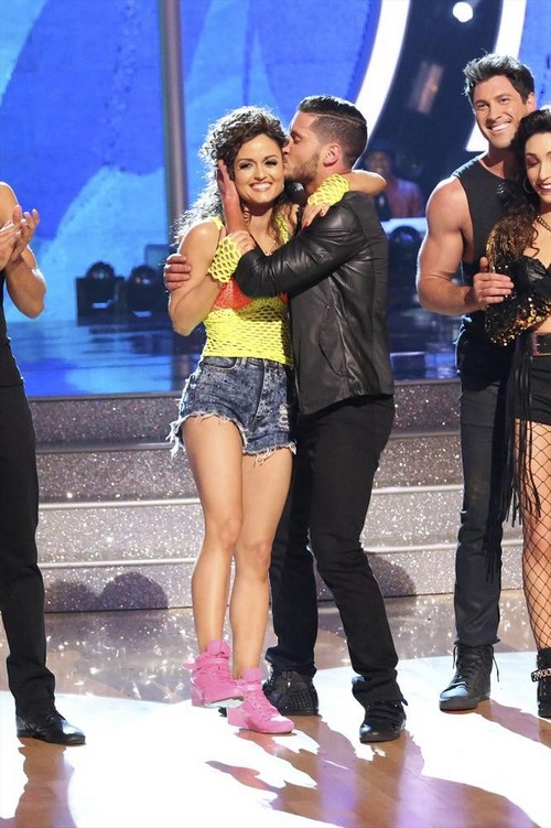 Danica McKellar Dancing With the Stars Tango Video 5/5/14 #DWTS