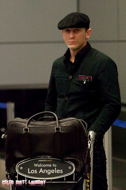 Daniel Craig Wants To Play James Bond Forever