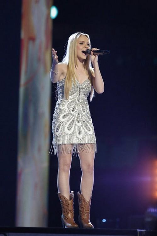 Danielle Bradbery Won The Voice Season 4