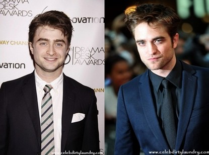 Daniel Radcliffe And Robert Pattinson Top Money List Of British Stars Under 30