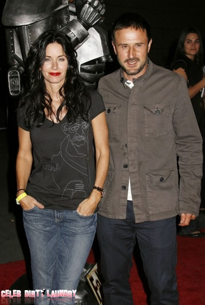 Courteney Cox Devastated That David Arquette Says NO To Reconciliation!