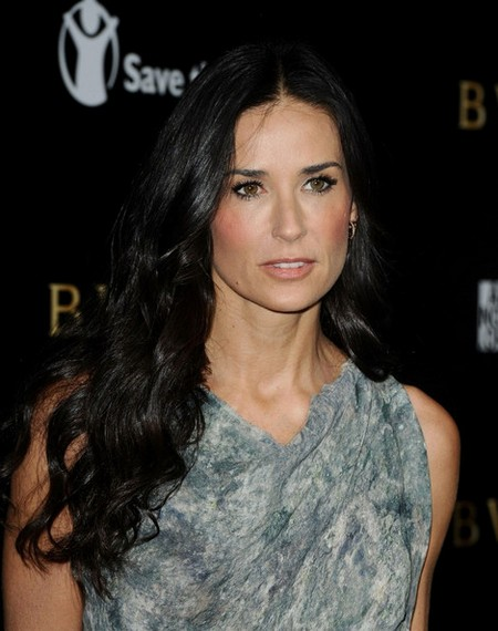 Report: Friends Fear Demi Moore On The Verge Of Total Breakdown
