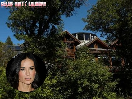 Demi Moore Checks Into Utah Rehab Facility for Anorexia and Drug Addiction