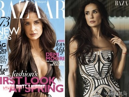 Demi Moore's Biggest Fear: 'Not Worthy Of Being Loved'