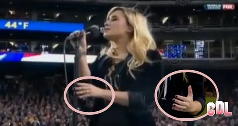 Demi Lovata Engaged To Niall Horan or Wilmer Valderrama? – Check Out The Ring (Photo)
