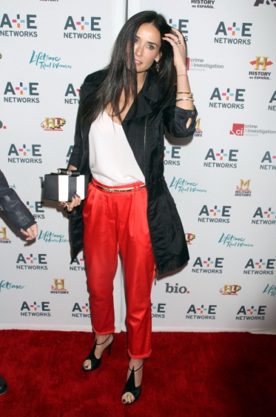 Demi Moore Trying To Win Back Boy Toy Vito Schnabel? 1219