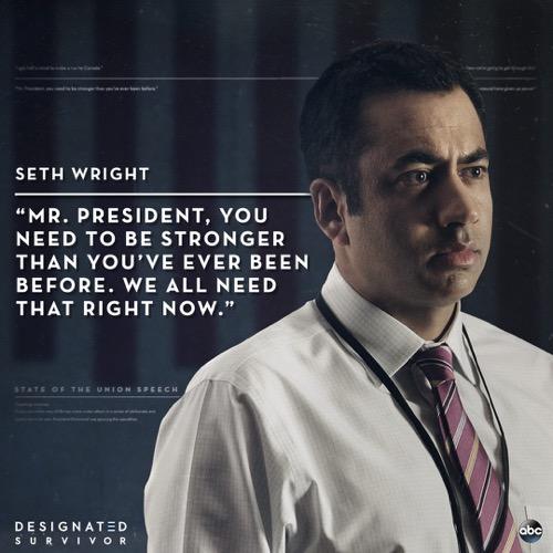 Designated Survivor Recap 10 5 16 Season 1 Episode 3 Quot The