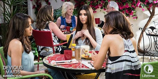 "Devious Maids Recap 6/29/14: Season 2 Episode 11 ""You Can't Take It With You"""