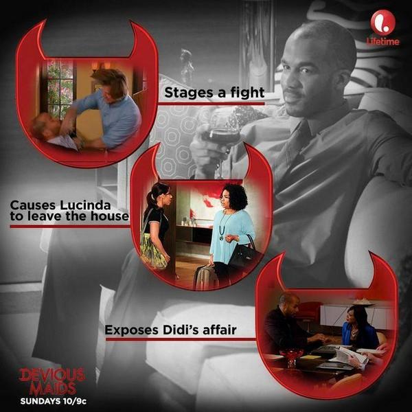 "Devious Maids Recap 6/22/14: Season 2 Episode 10 ""Long Day's Journey Into Night"""
